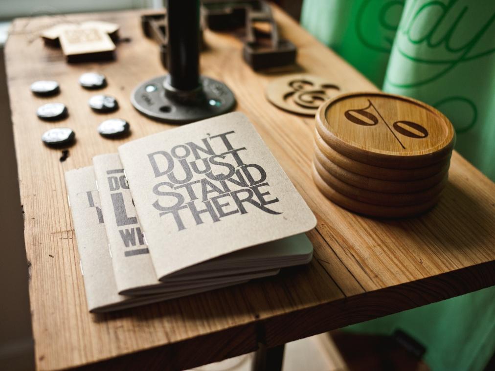 Kreativ paketering ochaktivering.